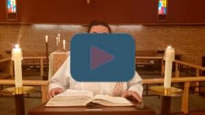 Message - Easter 6 Gospel and Sermon; John 14:15-21