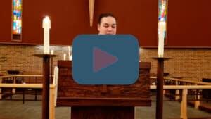 Message - Easter Gospel (John 20:1-18) and Sermon