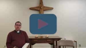 "Meditation - Lent 3; ""Oasis"" Midweek Lenten Service"
