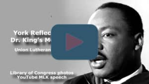 Movement - York Reflects On Dr. King's Message